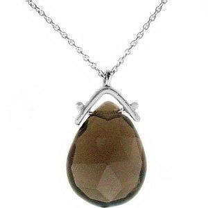 Smoky Quartz  Kolye GP10049