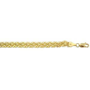 14K Solid Gold Chain
