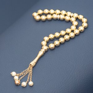 14K Solid Gold Pearl